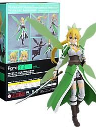 preiswerte -Anime Action-Figuren Inspiriert von Sword Art Online Aisha CM Modell Spielzeug Puppe Spielzeug