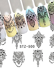 cheap -1 Nail Art Sticker  Other Makeup Cosmetic Nail Art Design