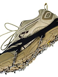 cheap -Crampons Traction Cleats Non-Slip Wear-Resistant Snowsports Rubber silicon Metal cm pcs