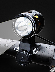 cheap -Bike Lights Emergency Lights Front Bike Light XM-L2 T6 Cycling Portable Multi-function USB 800 Lumens Camping/Hiking/Caving Everyday Use