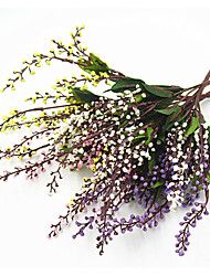 35cm 2 Pcs 20 head/branch Lucky fruit Home Decoration Artificial Grass
