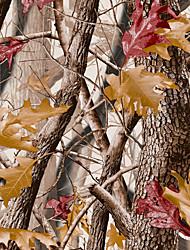 abordables -Fleur Fond d'écran pour la maison Rustique Revêtement , PVC/Vinyl Matériel adhésif requis Mural , Couvre Mur Chambre