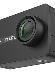 xiaoyi 155 640 * 480 60fps 2 gb ram lite impermeabile action camera 1400mah
