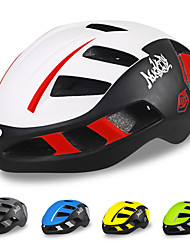 cheap -Nuckily Bike Helmet BMX Helmet Cycling 12 Vents Impact Resistant Adjustable Ergonomic Design Aero Helmet Safety Gear High-Density Foam