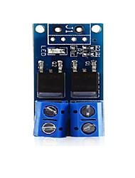 module déclencheur de déclencheur avec double mos tube / pwm - bleu