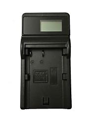 ismartdigi bp511 lcd usb камера зарядное устройство для canon bp511 bp-511 512 522 535 eos 300d 10d 20d 30d 40d 50d eos 5d - черный