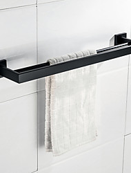 cheap -Towel Bar Antique Stainless Steel 1 pc - Hotel bath 2-tower bar