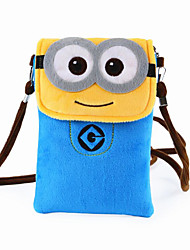 Kids Bags Fall Fur Kids' Bag Zipper for Casual Blue Gold Dark Blue Yellow