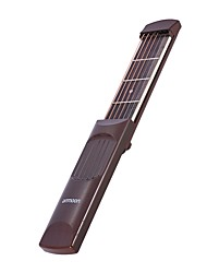 cheap -Electric Guitar Pocket Guitar Music Instrument Ammoon X08 4 Fret Rosewood Portable Fun