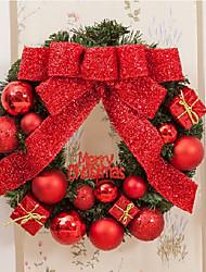 baratos -1pç Natal Enfeites de Natal, Decorações de férias 30*30