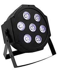 U'King LED Stage Light / Spot Light DMX 512 Master-Slave Sound-Activated Music-Activated 80 for For Home Wedding Club Outdoor Party Stage