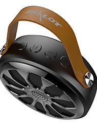 abordables -KRZS11 Extérieur Haut-parleur Bluetooth V2.1 3.5mm AUX Enceinte Extérieure Vert Noir Vin Bleu clair
