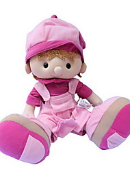 Недорогие -Плюшевая кукла Люди Мультяшная тематика Свадьба Безопасно для детей Non Toxic Милый Детские Девочки Игрушки Подарок