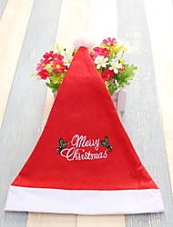 cheap -Holiday Santa Suit Christmas Hat Red Cloth Cosplay Accessories Christmas