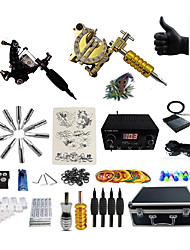 cheap -BaseKey Tattoo Machine Professional Tattoo Kit, 2 pcs Tattoo Machines - 2 alloy machine liner & shader Professional