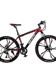 Racercykler Cykling 21 Trin 26 tommer (ca. 66cm)/700CC Shimano skivebremse Affjedringsgaffel Normal Normal Stållegering