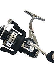 economico -Mulinelli da pesca Lenze da carpa Mulinelli per spinning 4.7:1 11 Cuscinetti a sfera Intercambiabile Pesca di mare Pesca a mosca Pesca a
