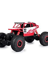 cheap -RC Car P1803 Off Road Car High Speed 4WD Drift Car Buggy (Off-road) Racing Car 1:18 Brushless Electric * KM/H Remote Control / RC