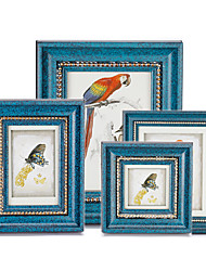 cheap -Country/Rustic Classic European Style Wooden Painting Picture Frames Wall Decorations, 1pc