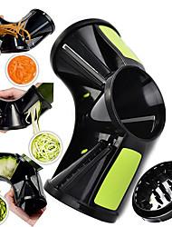 Недорогие -Нержавеющая сталь + категория А (ABS) Многофункциональный Творческая кухня Гаджет Для фруктов и овощей, Кухонный инструмент 1шт