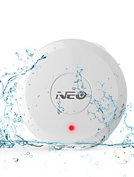 Neo Coolcam Smart Z-Wave Water Overflow Sensor Smart Home Safety Must Be Used in Conjunction with A Z-Wave Hub