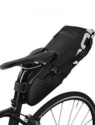 economico -Borsa da bici 8LBorse posteriori da bici Anti-pioggia Zip impermeabile Fitness Marsupio da bici Poliestere/Cotone Borsa da bici Ciclismo