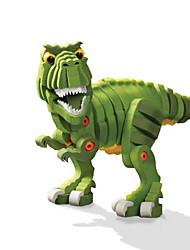 DIY KIT Building Blocks Toys Tyrannosaurus Rex Animals Fashion Kids Boys Pieces