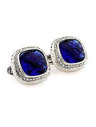 preiswerte -Geometrische Form Blau Manschettenknöpfe Messing Stilvoll / OL Style Herrn Modeschmuck Für Hochzeit / Alltag