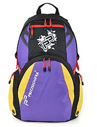 Недорогие -35.6 L Походные рюкзаки рюкзак На открытом воздухе Походы Велоспорт Для школы Путешествия Катание вне трассы Эргономический дизайн