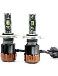 abordables -SO.K 2pcs Automatique Ampoules électriques LED Intégrée 2 Lampe Frontale Pour Toutes les Années