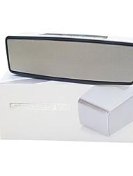 Недорогие -Bluetooth 2.0 USB 3,5 мм Беспроводные колонки Bluetooth Золотой Черный Серебряный Темно-синий Пурпурный