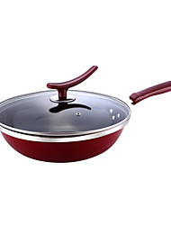 cheap -Other Other Flat Pan Wok,30*8