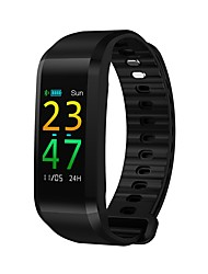 cheap -Smart Bracelet Heart Rate Monitor Pedometers Exercise Record Call Reminder Blood Pressure Measurement Pedometer Sleep Tracker Find My