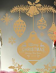 economico -Natale Adesivi murali Adesivi aereo da parete Adesivi decorativi da parete,Vinile Decorazioni per la casa Sticker murale Parete Vetro /