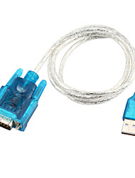 cheap -USB 2.0 to RS232 Serial Port Adapter Cable (115 cm)