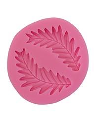 Недорогие -Инструменты для выпечки кремнийорганическая резина / силикагель Антипригарное покрытие / Инструмент выпечки / 3D Печенье / Шоколад / Для приготовления пищи Посуда Формы для пирожных 1шт