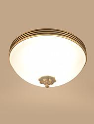 economico -JLYLITE 2-Light Montaggio del flusso Luce ambientale - Stile Mini, 110-120V / 220-240V Lampadine non incluse / 15-20㎡ / E26 / E27