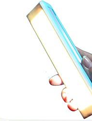 Недорогие -LG-2901 Походные светильники и лампы Аварийные лампы Светодиодная лампа 1500 lm Руководство Режим LED с USB кабелем Многофункциональные