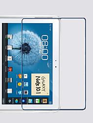 Недорогие -Защитная плёнка для экрана для Samsung Galaxy Note 10.1 Закаленное стекло 1 ед. HD / Уровень защиты 9H / Взрывозащищенный