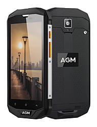 baratos -AGM A8 5.0 polegada Celular 4G (3GB + 32GB 13MP Qualcomm Snapdragon 410 4050 mAh)