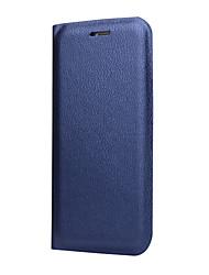 economico -Custodia Per Huawei P8 Lite (2017) P10 Plus Porta-carte di credito Con supporto Con chiusura magnetica Integrale Tinta unica Resistente