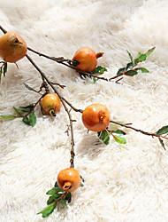 1 Afdeling Polyester Andre Bordblomst Kunstige blomster