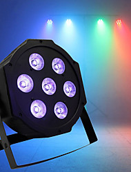 cheap -U'King LED Stage Light / Spot Light LED Par Lights DMX 512 Master-Slave Sound-Activated Auto for Party Stage Wedding Club Professional