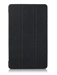 abordables -Funda Para Huawei Funda de Cuerpo Entero / Casos Tablet Dura Cuero de PU para Huawei MediaPad T3 7.0