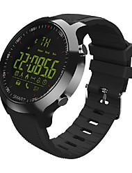 cheap -Smart Watch Water Resistant / Water Proof Calories Burned Pedometers Information Message Control Camera Control Sports Pedometer Remote