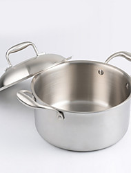 cheap -Stainless Steel Stainless Steel Flat Pan Multi-purpose Pot,26*7.5