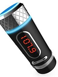 Недорогие -f33 Bluetooth 4.2 МР3 плеер Автомобильный MP3-FM модулятор универсальный