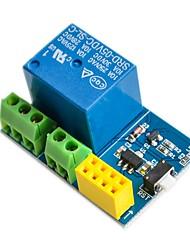economico -esp8266 esp-01s relè modulo wifi presa intelligente
