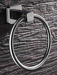 Недорогие -Держатель для полотенец Modern Нержавеющая сталь 1 ед. - Гостиничная ванна полотенце