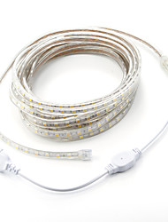 cheap -7M/1PCS  220V 5050 LED Flexible Tape Rope Strip Light Xmas Outdoor Waterproof   Garden outdoor lightingEU Plug EU
